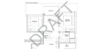 irwell-hill-residences-floor-plan-2-bedroom-classic-Type-B4(b)