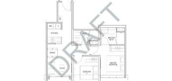irwell-hill-residences-floor-plan-2-bedroom-classic-Type-B5(b)