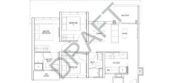 irwell-hill-residences-floor-plan-3-bedroom-classic-Type-C1(b)