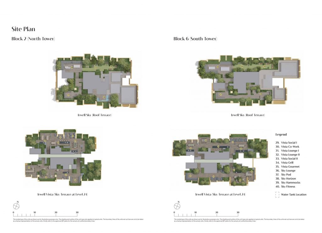 irwell-hill-residences-site-plan-by-CDL-capitaland-singapore