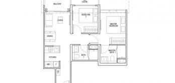 irwell-hill-residences-floor-plan-2-bedroom-premium-Type-B6(b)
