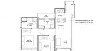 irwell-hill-residences-floor-plan-2-bedroom-premium-Type-B8(b)