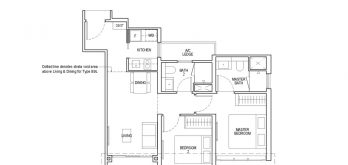 irwell-hill-residences-floor-plan-2-bedroom-premium-Type-B9(b)